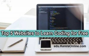 Top 5 Websites to learn Coding