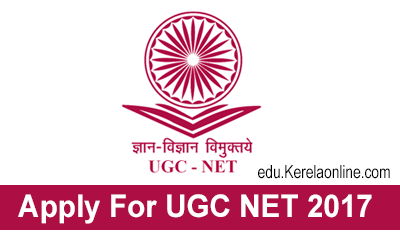 UGC-NET Exam 2017