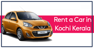 Rent a Car in Kochi